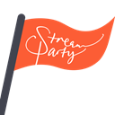 StreamParty icon