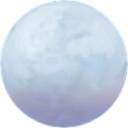 Pale moon icon