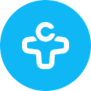 Contacts + (formerly the FullContact app) icon