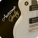 Awesome guitar icon
