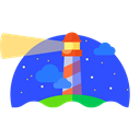 Google Lighthouse icon