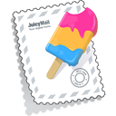 Juicy mail icon