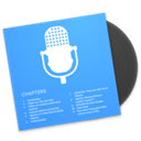 Podcast chapters icon