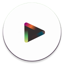 The music player icon