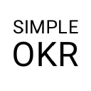 Simple OKR icon