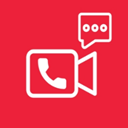 Camiocall- App icon for meeting, video and messages