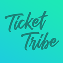 Ticket tribe icon