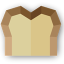 Material bread icon