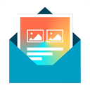 Marble Responsive Email Designer Icon