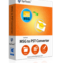 SysTools MSG to PST Converter Icon