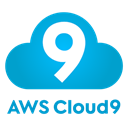 AWS Cloud9 icon