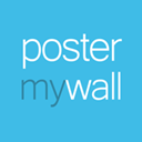 PosterMyWall icon