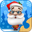 Christmas games Kids Puzzles icon
