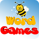 Word games for children: Learn to spell icon