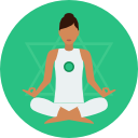 Icon VR app for guided meditation