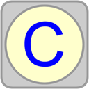 Colony counter (manual count) icon
