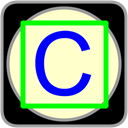Colony counter (automated) icon