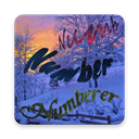 numb, number & numberer icon