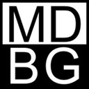 MDBG English to Chinese dictionary icon