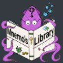 Mnemos library icon