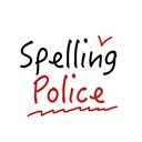 Spelling police icon