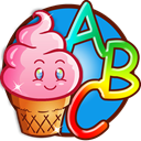 Ice Hero - Learn numbers and letters with the IceCream icon