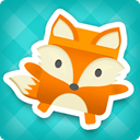 Animal trail icon