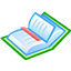 Learning with texts icon