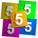 Five Fives: Math Challenge icon