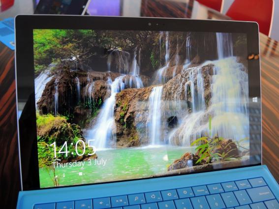 Microsoft Surface Pro 3 06