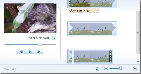 Windows Movie Maker 02