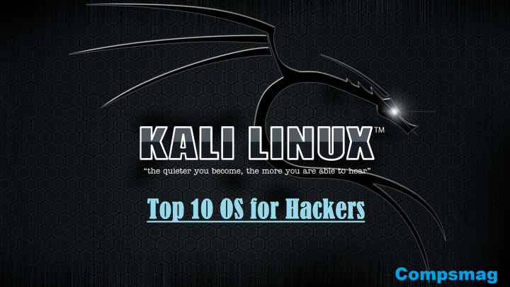 Top 10 OS for Hackers