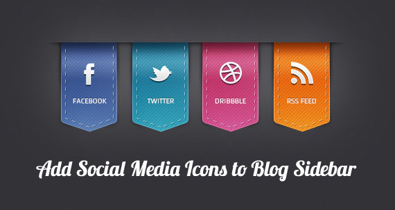 social-icons-wordpress-blog-sidebar