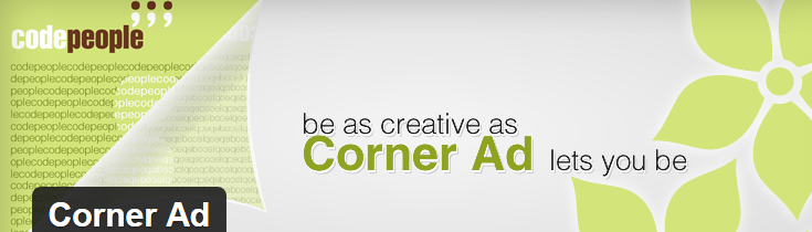 Corner-Ad-WP-plugin
