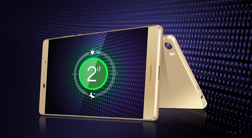 Huawei P8 Max Review