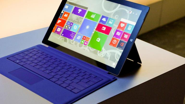 Microsoft Surface3