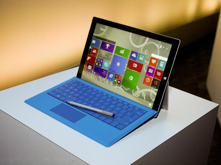 Microsoft Surface3
