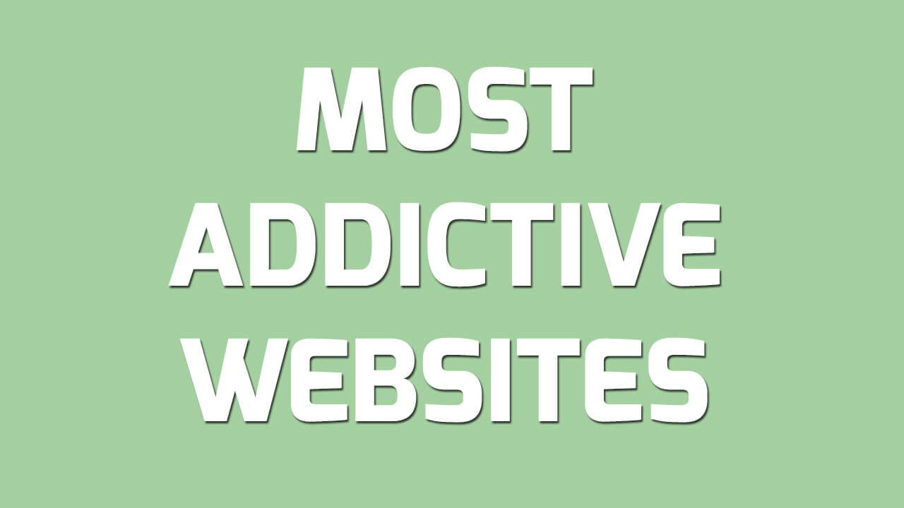 15 most addictive websites
