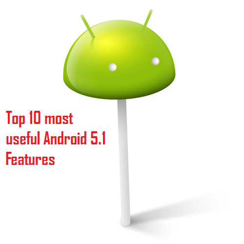 Android 5.1 Features