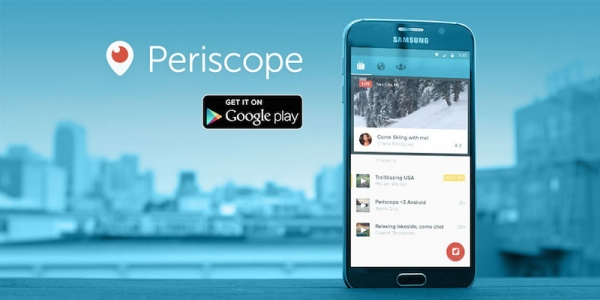 Twitter's Periscope Now Available For Android Users, Two Months After iOS Launch