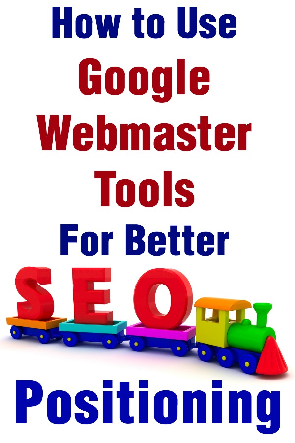 SEO Using Google Webmaster Tools