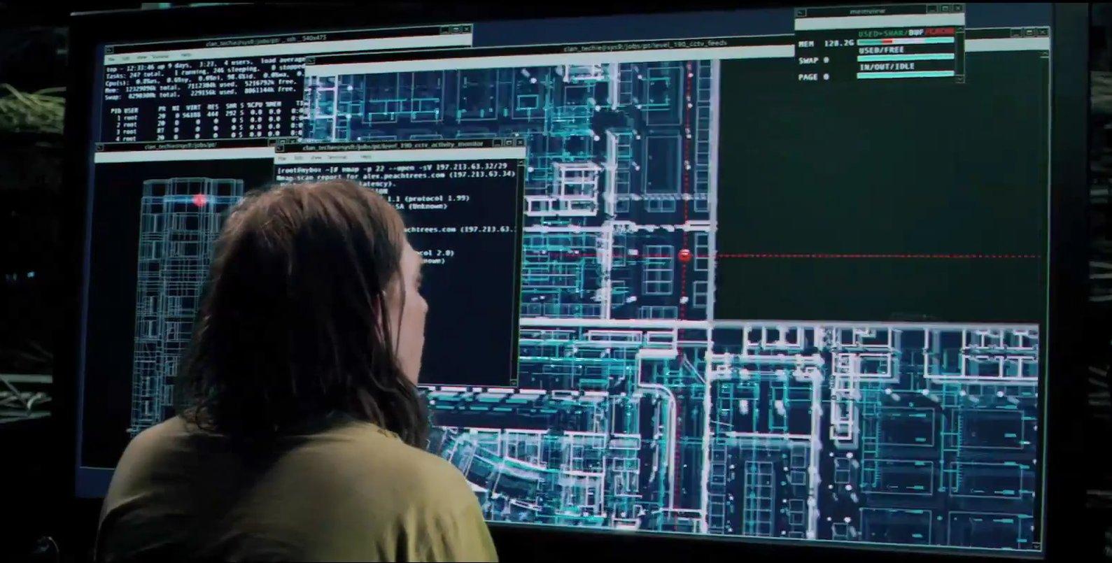 nmap network scanning tool