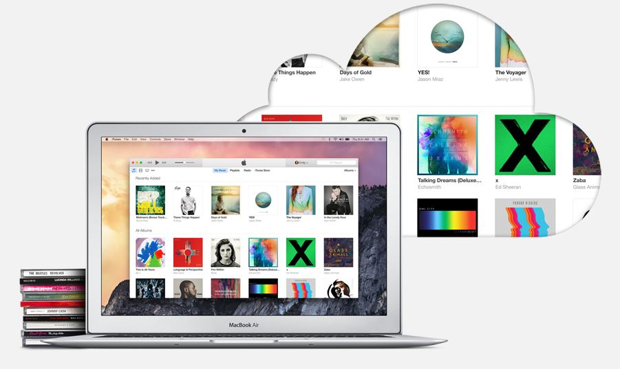 Apple upgrade iTunes Match limit to 1,00,000 songs