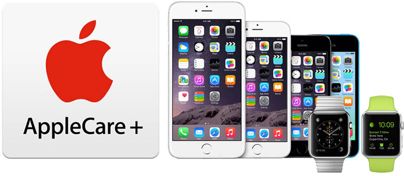 AppleCare+ For iPad, iPhone, iPod and Apple Watch Offers Easier Battery Replacements