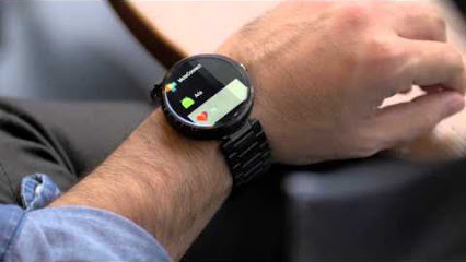 Aria Lets You Control Your Smartwatch Or Android Wear Without Touching The Screen