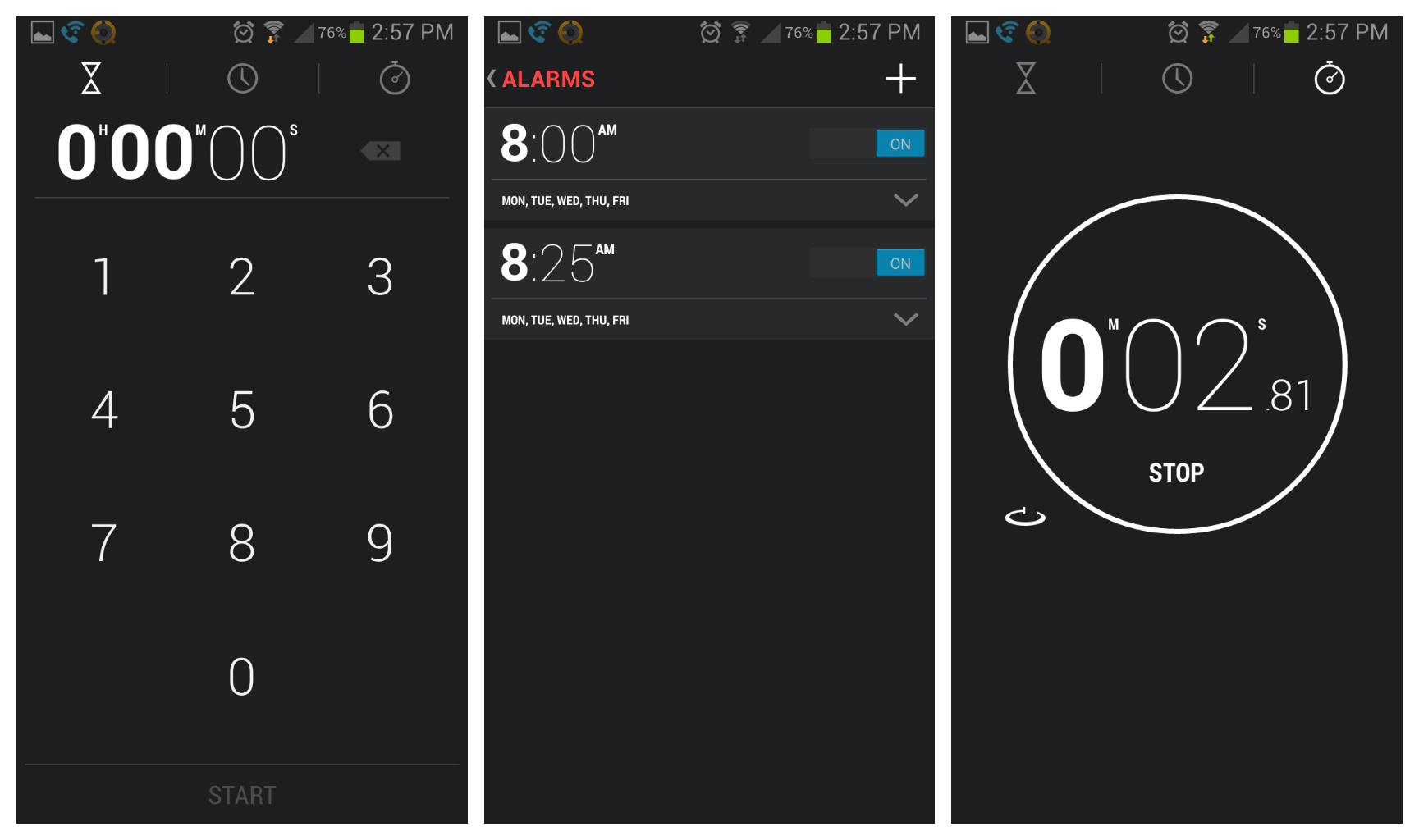Google Introduced The Clock App Is Now Available In The Play Store