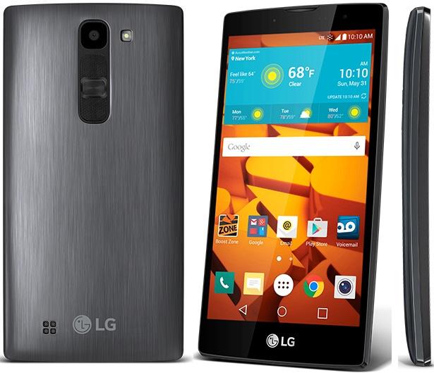 LG Volt 2- Design