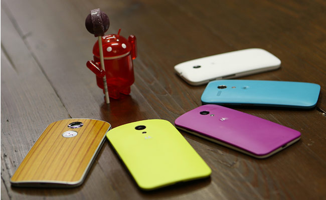 Motorola Moto G With 4G Gets Android 5.1 Lollipop Update