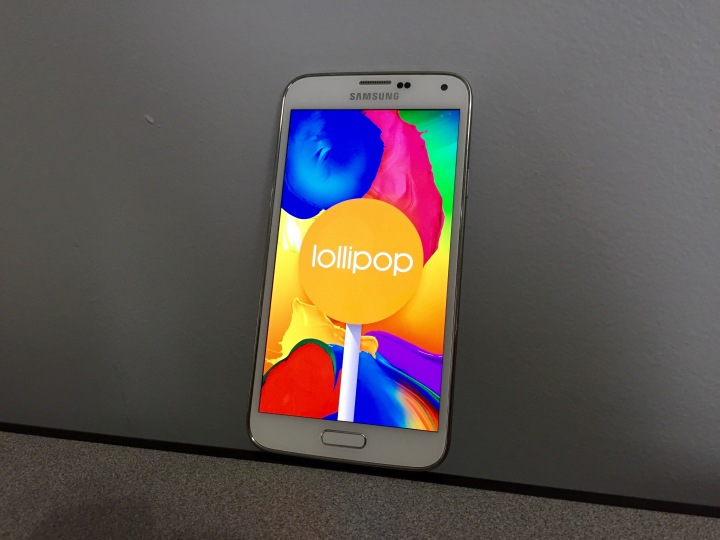 Samsung Galaxy S5 Android 5.1.1 Lollipop Update Hits the United States