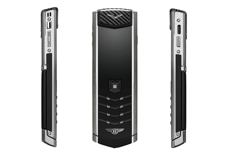Vertu's Introduced New Bentley Signature Phone With $23,000 price tag